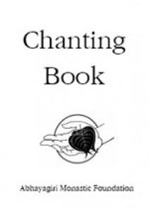 Abhayagiri Chanting Book