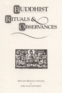 Buddhist Rituals & Observances
