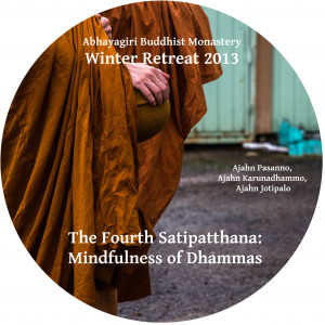Abhayagiri 2013 Winter Retreat