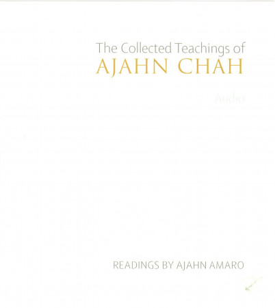 The Collected Teachings of Ajahn Chah: Audio DVD