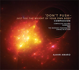 Don't Push- Just Use the Weight of your own Body