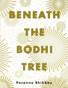 Beneath the Bodhi Tree
