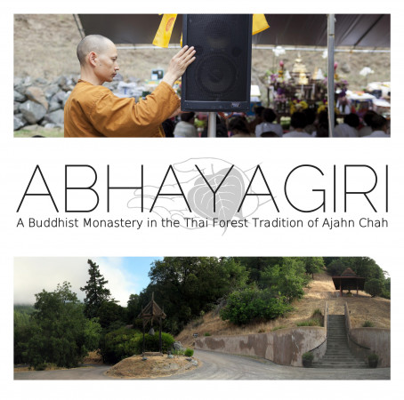 A Day in the Life of Abhayagiri