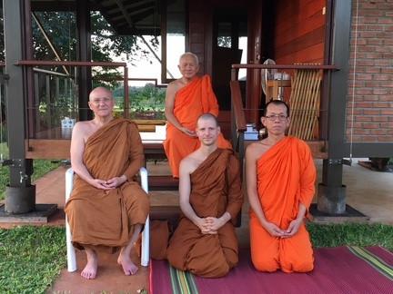 A Majjhima in Thailand