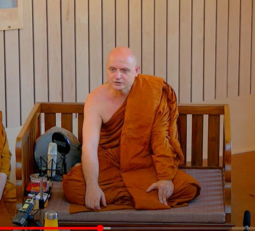 Conversation with Ajahn Jayasaro on June 13th