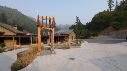 Fire Season Update from Abhayagiri