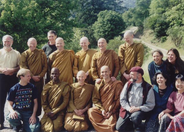 Abhayagiri's 25th Anniversary, Livestreams Resume and Spring 2021 Newsletter