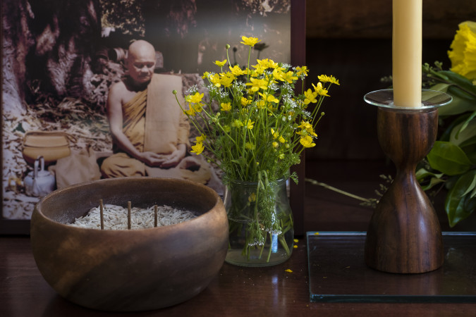 Not Being Ajahn Amaro, A Year-long Sabbatical in Asia